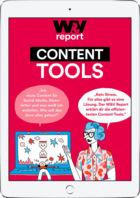 W&V Report Content Tools