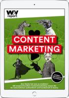 W&V Report Contentmarketing
