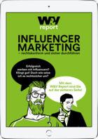 W&V Report Influencermarketing – rechtskonform und sicher durchführen