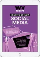 W&V Report Rechts-Check Social Media