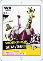 W&V Report Workbook SEM/SEO