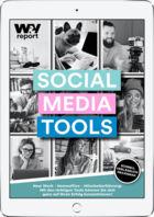W&V Report Social-Media-Tools